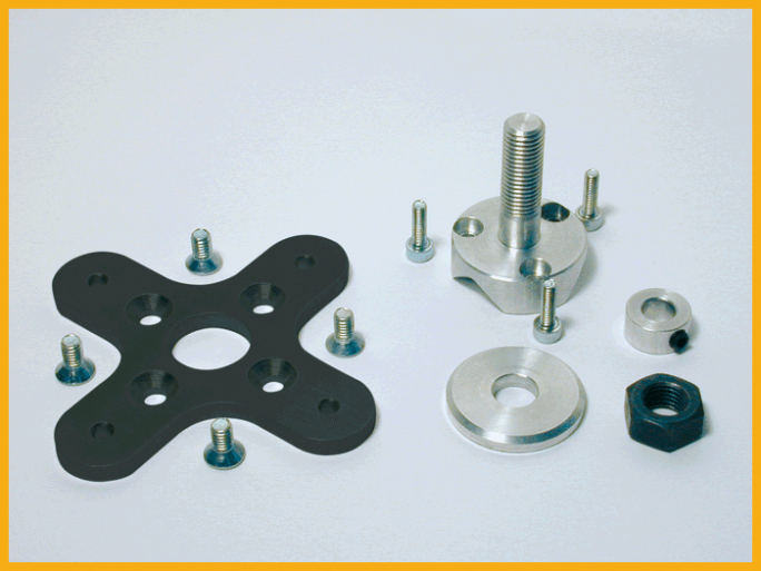 RADIAL MOUNT SET FOR AXI 41xx/xx SERIES