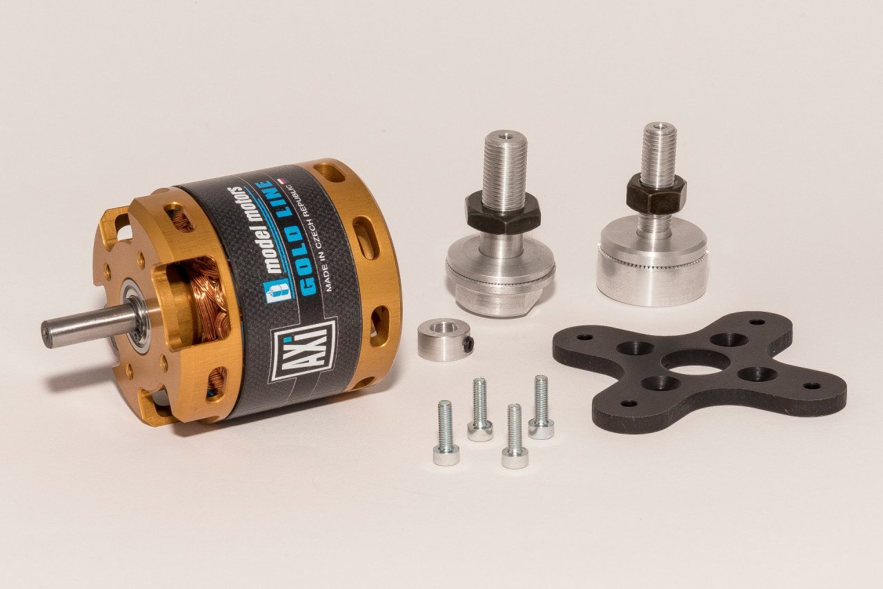 AXI 4130/16 GOLD LINE V2 | AXI MODEL MOTORS s  r  o