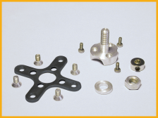 RADIAL MOUNT SET FOR AXI 22xx/xx SERIES